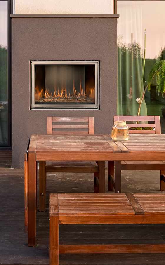 Residential Fireplaces | Montigo